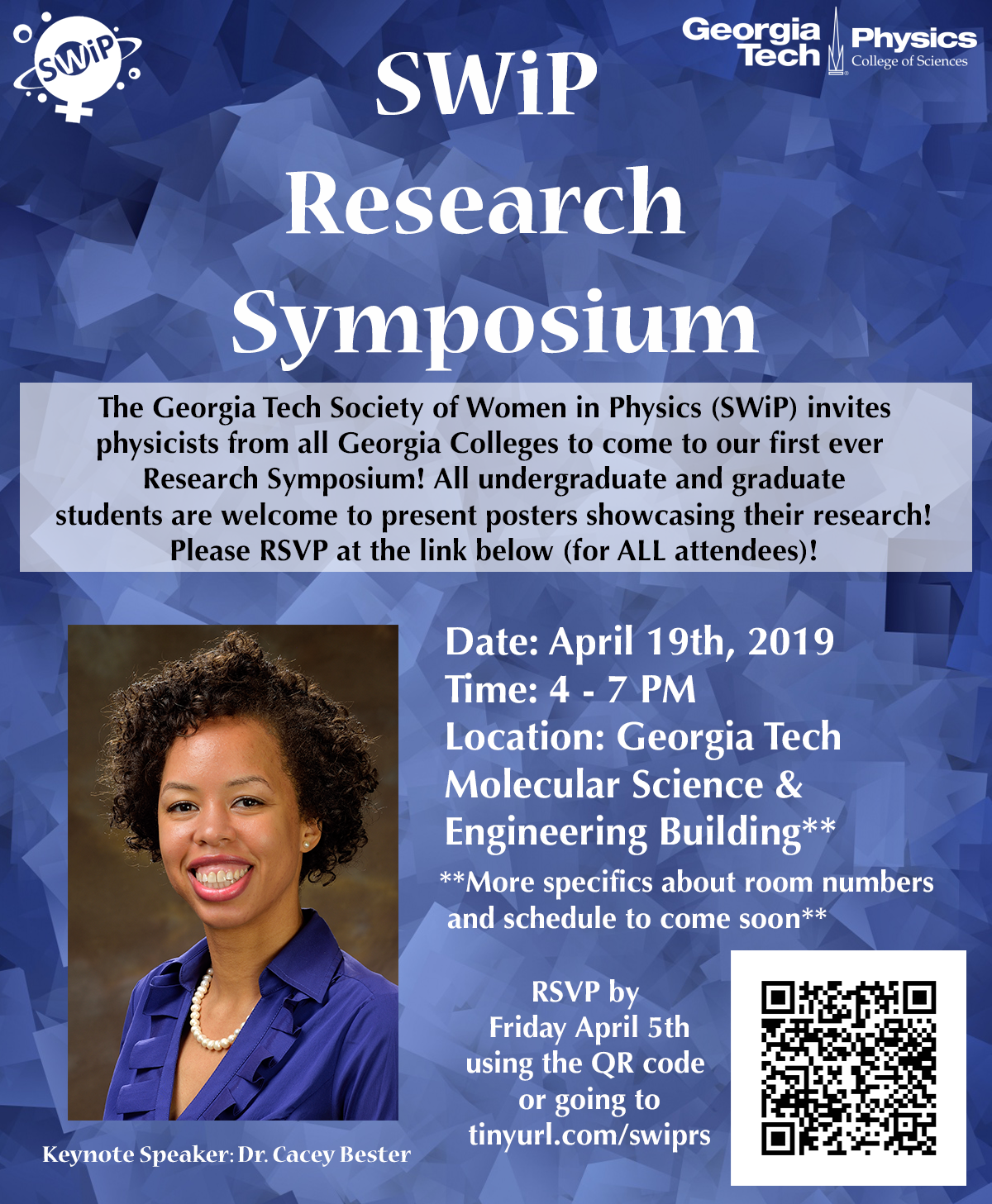 Women in Physics Research Symposium