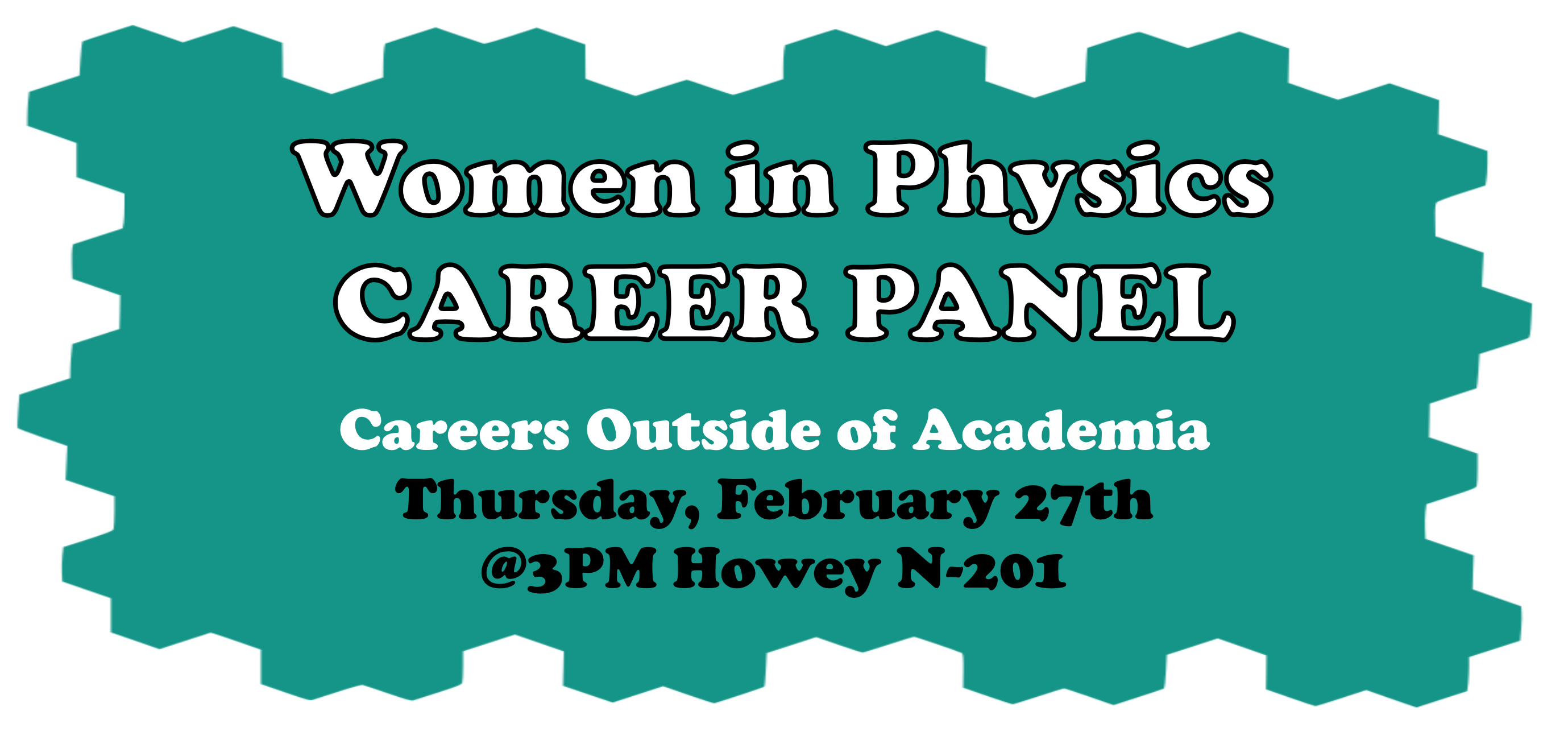 Spring Career Event: Careers Outside of Academia