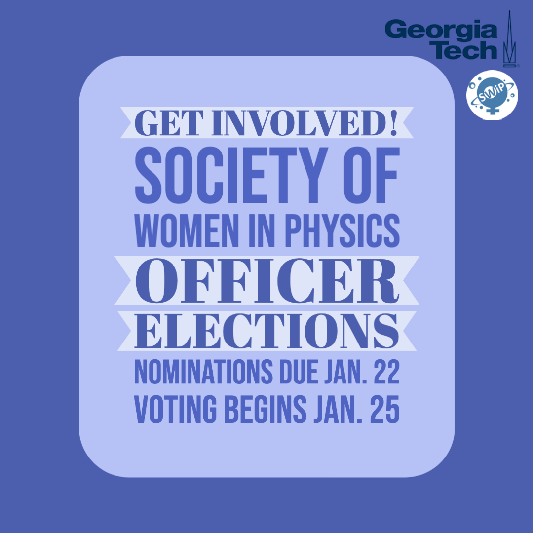 Officer Elections Spring 2021